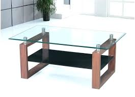 glass top coffee table with storage ikea coffee table glass top with storage kojesledeci com