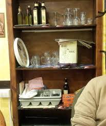 appendi bicchieri bar mobile porta bicchieri e mescita vino in caraffa sa come si vede