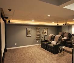 living room amazing ideas for basement renovations basement room