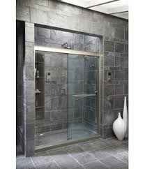 Fluence Shower Door View The Kohler K 702217 L 3 8 Thick Glass Bypass Shower Door