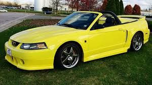 01 mustang convertible top supercharged 2001 roush stage 3 mustang convertible