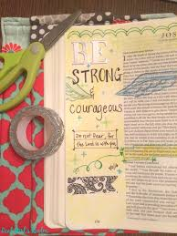 real u0027s realm bible journaling with washi tape