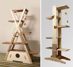 Modern Design Cat Furniture by Download Stylish Cat Tree Home Intercine