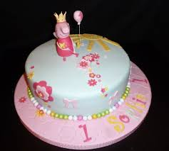 peppa pig birthday cakes peppa pig birthday cake wedding birthday cakes from maureen s