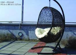 synthetic rattan hanging chair id 4871424 product details view