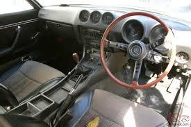 nissan 260z interior fairlady z 260z coupe rwd jdm model 2 2 very rare