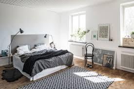 chambre a coucher noir et gris chambre à coucher contemporaine 55 designs élégants