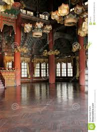 Palace Interior by Interior Of A Korean Palace Stock Photos Image 679413