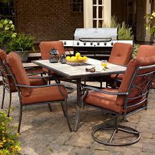Patio Table Seats 10 Outdoor Decorations 10 U0027 Square Cantilever Umbrella Patio Table