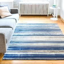 Blue Striped Area Rugs Striped Area Rugs Ntq Me