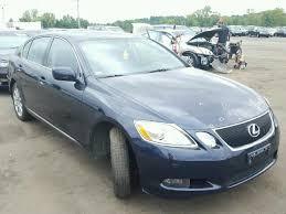 lexus gs 350 awd 2007 auto auction ended on vin jthce96s170008368 2007 lexus gs 350 awd