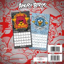 design wall calendar 2015 angry birds 2015 mini wall calendar 9781438832043 calendars com