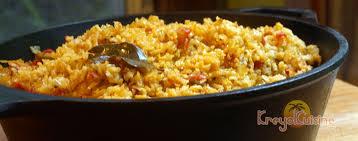 comment cuisiner du riz recette de riz jaune ou arroz amarillo