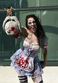 scary alice in wonderland costume the best costumes spotted at the