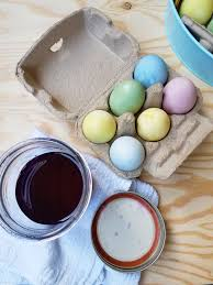 all natural food dye easy way to color your easter eggs