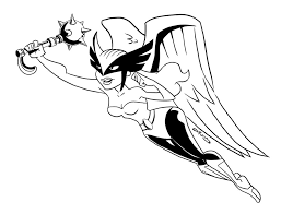 12 images of hawkgirl justice league coloring pages hawkgirl