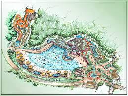 Six Flags Georgia Water Park Newsplusnotes Six Flags Over Georgia U0027s Hurricane Harbor Progress