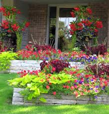 garden design garden design with fantastic terraced flower garden