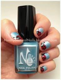 21 best uñas de mariquitas images on pinterest lady bugs pretty
