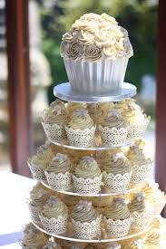 cupcake wedding cake collection of creative cupcake towers