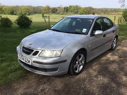 2004 saab 9 3 2 0t vector mot november 2017 service history in