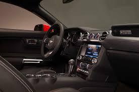mustang 2015 inside 2015 ford mustang look motor trend