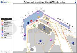 Map Of Chicago Airport by Edinburgh Map Maps Edinburgh Scotland Uk