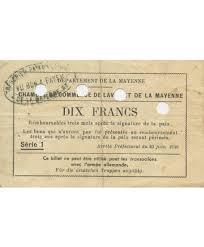 chambre du commerce laval chambre de commerce de 1940 10 francs laval et mayenne