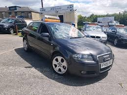 2005 audi a3 2 0 tdi sportback 6 speed manual in dewsbury west