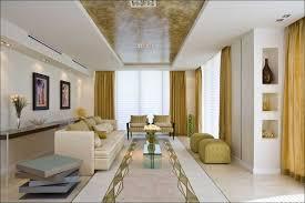 interiors fabulous grey walls gold curtains grey living room