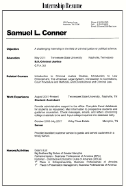 Sample Effective Resume by