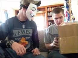 V For Vendetta Mask V For Vendetta Guy Fawkes Resin Mask Unboxing And Review Narrow