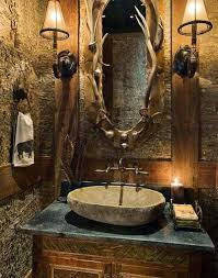 rustic bathroom design beautiful rustic bathroom design ideas