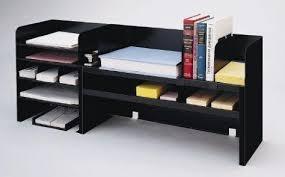 Organizer Desk Desk Office Shelf Organizer Organizers Storage Regarding