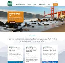 best environmental website awards