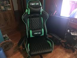 techni sport ergonomic high back gaming desk chair techni sport ergonomic high back gaming desk chair sport ts green