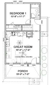 Floor Plans For Small Houses With 3 Bedrooms 11 Best 16 U0027x40 U0027 Cabin Floor Plans Images On Pinterest Cabin