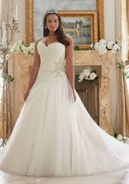 wedding dresses made to order plus size wedding gown with organza and tulle style 3203 morilee