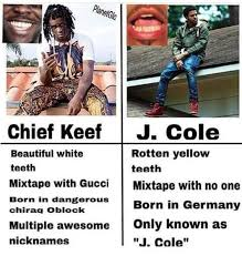 Chief Keef Meme - no jumper on twitter so true