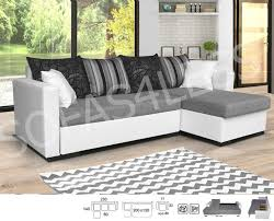 Corner Sofa Bed With Storage by New Brindisi Universal Leather Fabric Corner Sofa Bed Storage