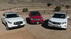 lexus rx 350 sport review 2013 lexus rx 350 vs mercedes benz glk vs infiniti fx37 0 60 53k
