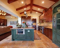 green kitchen islands green kitchen island houzz