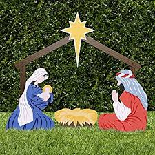 nativity outdoor outdoor nativity store holy family outdoor nativity