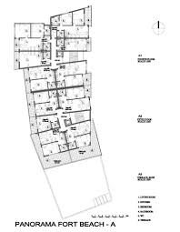 The Panorama Floor Plan by Fort Noks Grand Resort U2013 Marina Panorama U2013 Areas U0026 Availabilites