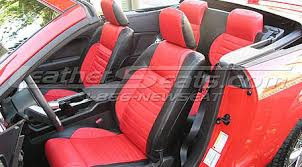 95 Mustang Interior Parts Ford Mustang Leather Interiors