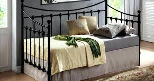 cheap metal daybed frame dramatic frames 16 bedroom astounding