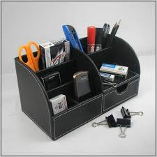 Leather Desk Organizers Desk Organizers And Accessories Desk Organizers And Accessories