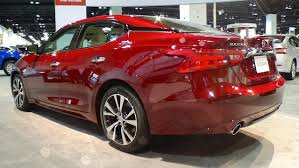 new nissan maxima 2016 nissan maxima rear the fast lane car