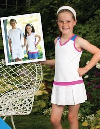 Dress Clothes For Toddlers Kids Tennis Dresses Little Miss Tennis Electric Blue U0026 Fuchsia