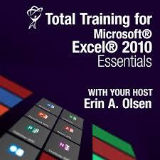 excel 2010 essentials total training